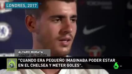 Las contradicciones de Morata