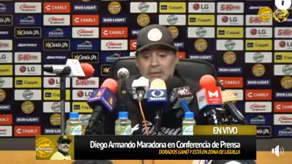 Las fuertes declaraciones de Maradona sobre la Selección