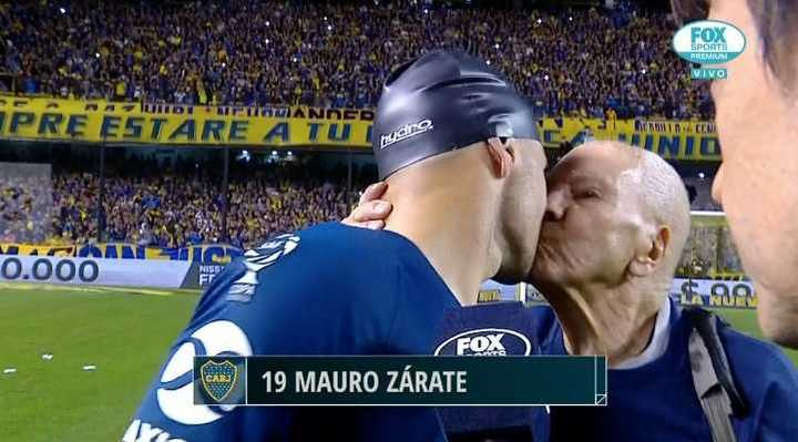 El piquito de Mauro