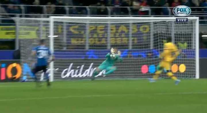 Llegó el Inter