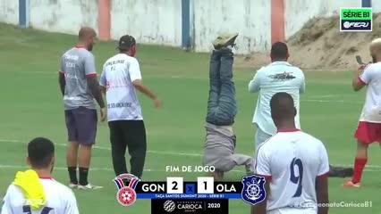 """La """"bananeira"""" de un dirigente brasileño"""