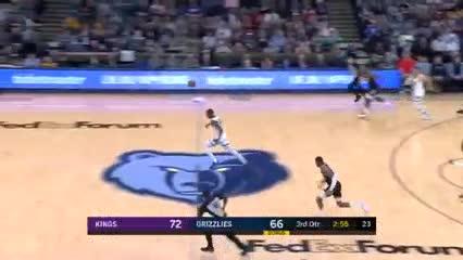 Las mejores diez jugadas del 28 de febrero en la NBA
