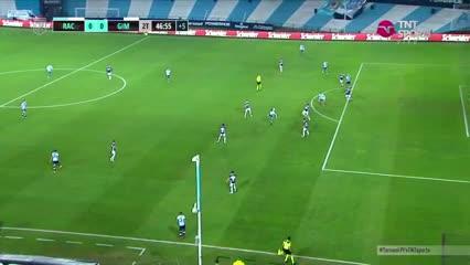 Copetti no pudo marcar el 1 a 0