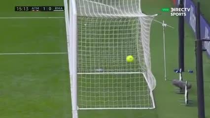 Los goles entre Atlético Madrid y Real Madrid