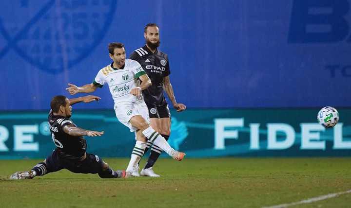 Blanco y Valeri, vitales con sus goles en el 3-1 de Portland Timbers ante New York City