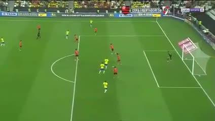 El cabezazo de Paquetá para el 1-0 de Brasil ante Corea del Sur
