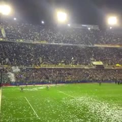 Así vivió Materazzi el partido de copa