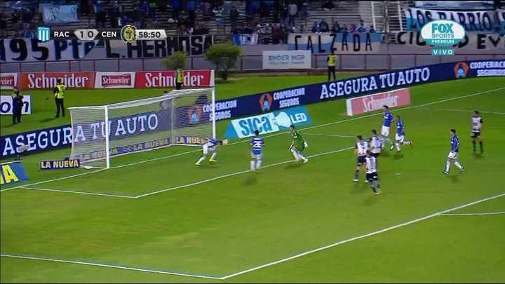 Entre Arias y Sigali evitaron el empate de Central