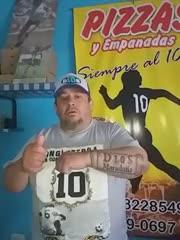El saludo de Rodríguez a Maradona por su cumpleaños