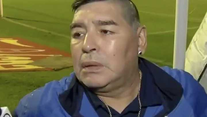 Diego bancó la decisión de River