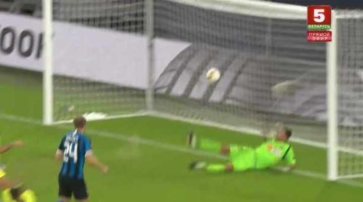 Eriksen marcó el segundo del Inter