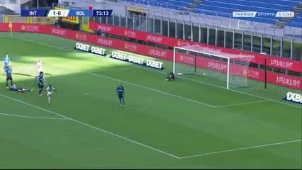 El gol de Musa Juwara al Inter