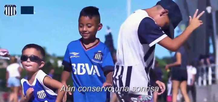 El video motivacional de Talleres, a puro cuarteto