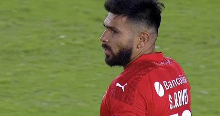 Romero y otra chance para el Rojo