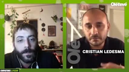 La decisión del Lobo Ledesma de volver a River y Argentinos en el peor momento