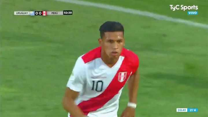 Gol de Perú