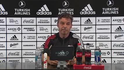 La opinión de Gallardo sobre la actualidad del fútbol argentino