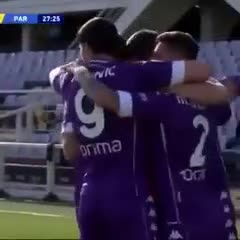 Martínez Quarta y un festejo muy especial