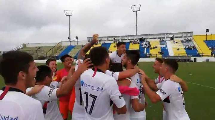 San Lorenzo campeón de reserva