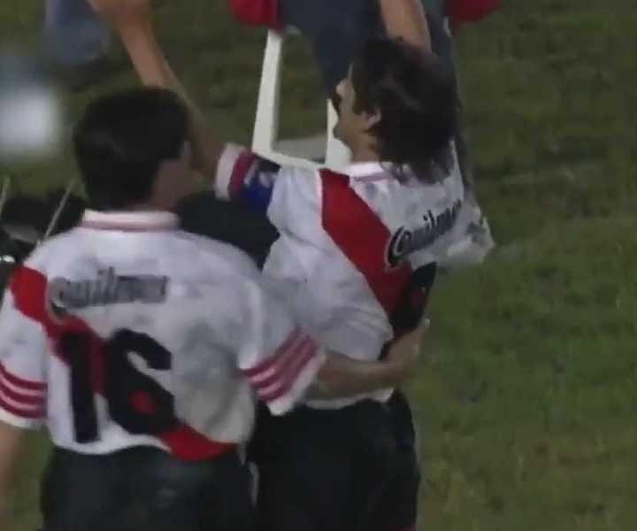Golazos de Enzo Francescoli en Libertadores