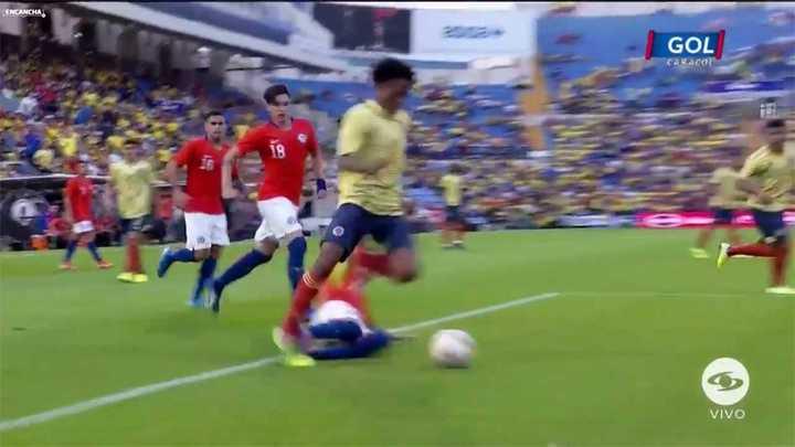 ¿Era penal para Colombia?