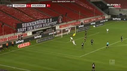 El gol de Nico González