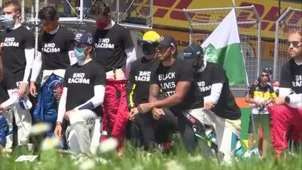 La polémica en la previa del Gran Premio de Austria