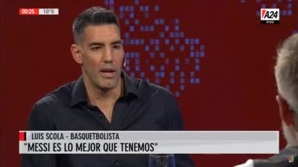 """""""Messi es el mejor de todos"""""""