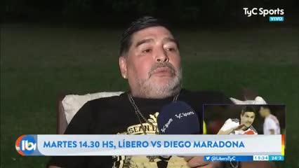 """De la droga me sacó Dalma"""