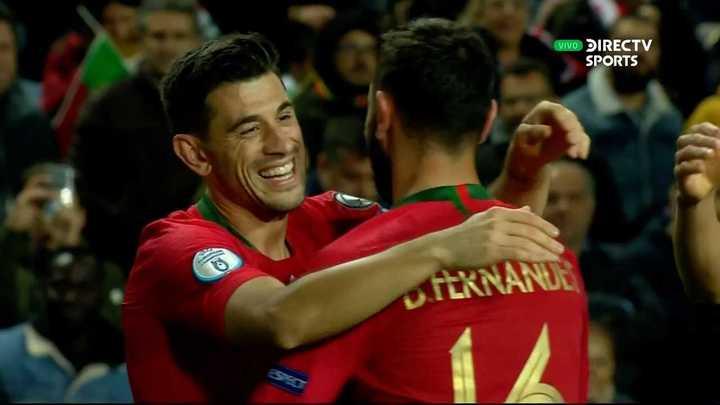 Llegó el tercero para Portugal