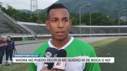 ¿Villa se va de Boca?