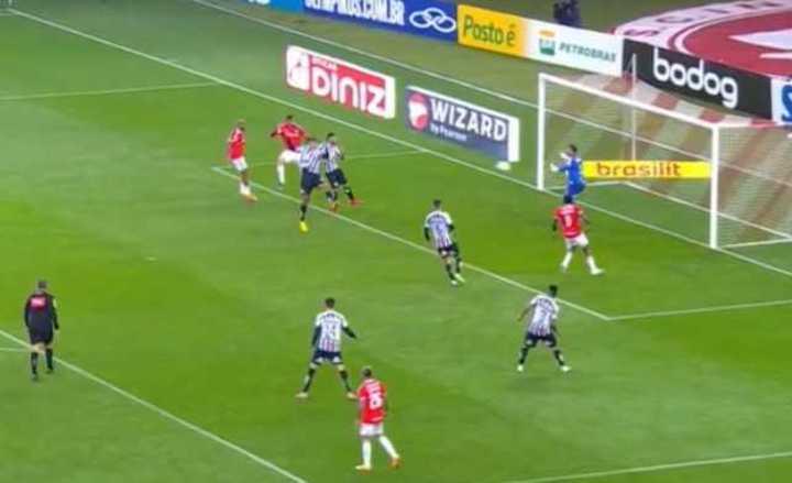 El gol de Guerrero para el Inter