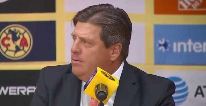 El Piojo Herrera habló sobre Cecilio Domínguez