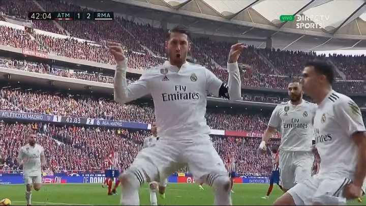 Penal y gol del Real