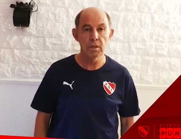 La campaña oficial de Independiente para los socios
