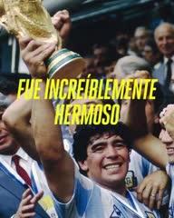 El homenaje de Riquelme a Maradona
