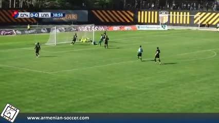 Gol argentino en Armenia