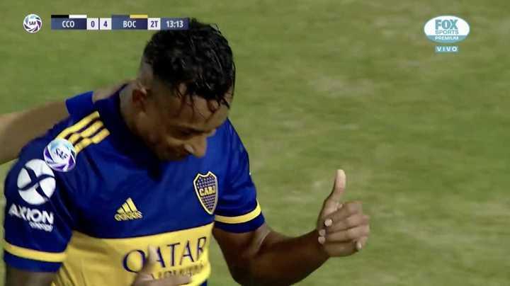 Villa puso el 4 a 0