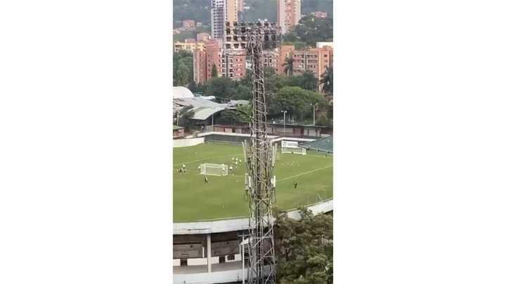 A Boca lo espiaron en Colombia