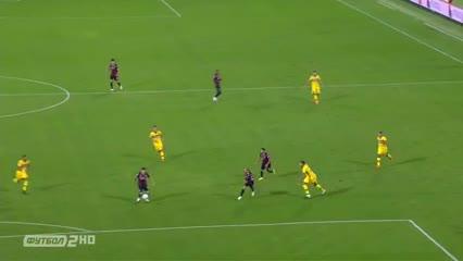 Rodrigo Palacios anotó ante el Parma