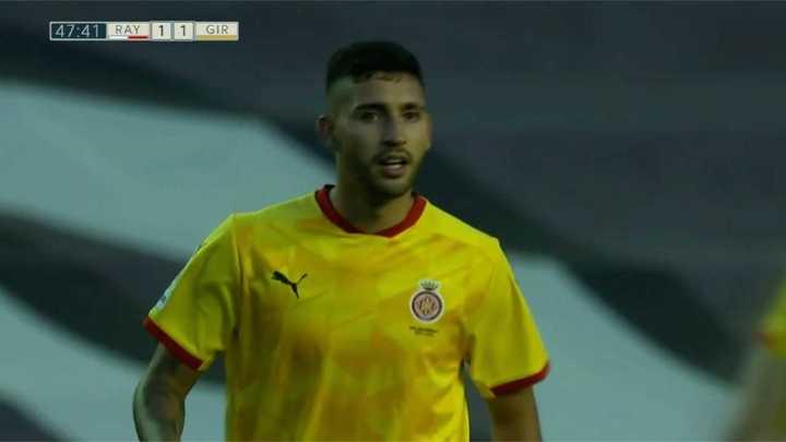 El increíble gol anulado a Nahuel Bustos