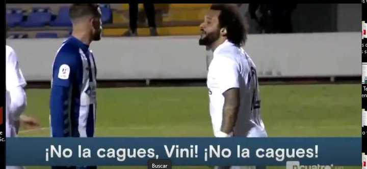 "Marcelo: ""No lo coges"""