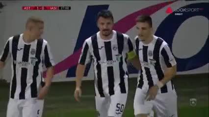 Golazo olímpico de Budescu