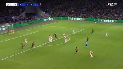 El gol de Rodrigo Moreno para el Valencia