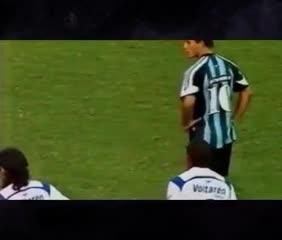 Gastón Fernández y su primera ovación