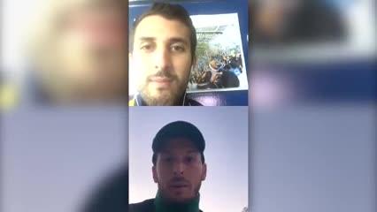 La opinión de Benedetto sobre las condiciones futbolísticas de Cavani
