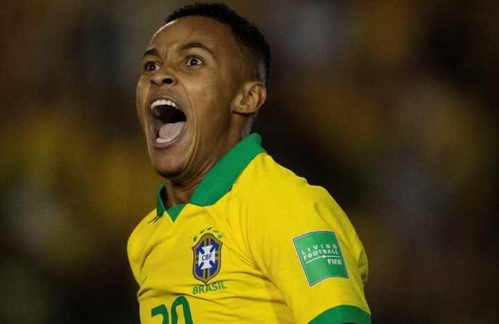 El gol agónico de Lázaro para Brasil