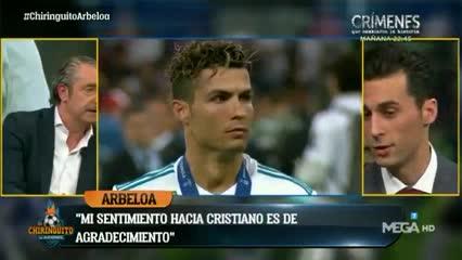 Para Arbeloa, Cristiano es el mejor de todos
