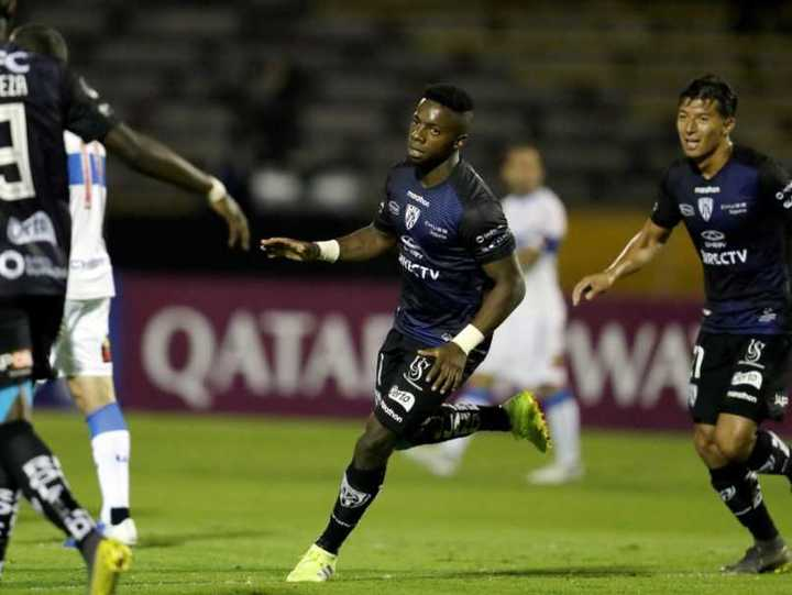 En Quito, Independiente del Valle apabulló 5-0 a la Universidad Católica de Chile