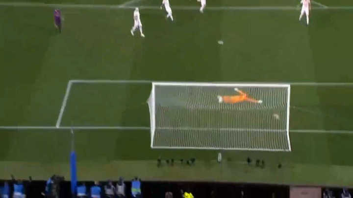 ¡Golazo de Messi!